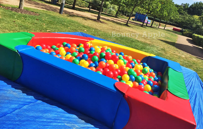 Soft Play Large Ball Pool Hire Chiswick Fulham Barnes