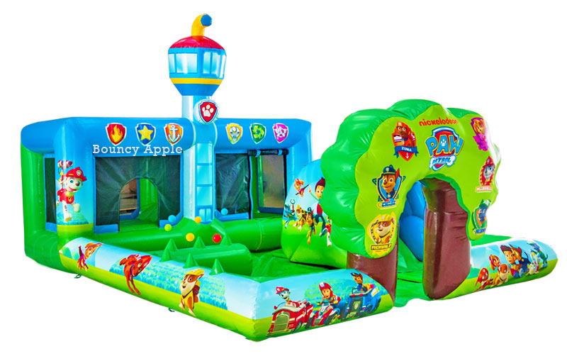 Paw Patrol Soft Play Centre Hire High Quality Bouncy
